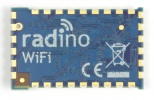 radino WiFi module, bottom view