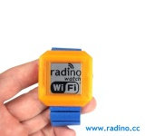 radino watch application board with integrated 9-Axis sensor, TFT, LiPo-loader