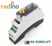 radino DIN Rail adapter