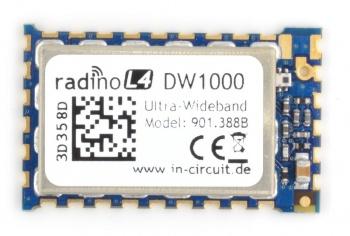 radinoL4 DW1000 - InCircuit