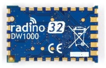radino32 DW1000 - InCircuit
